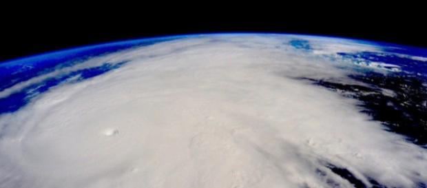 Imagen tomada por la Nasa del huracán Patricia