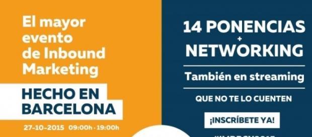 Inbound Marketing Day Barcelona - 27 de octubre