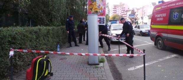 Tânătă de 19 ani înjunghiată în plină stradă