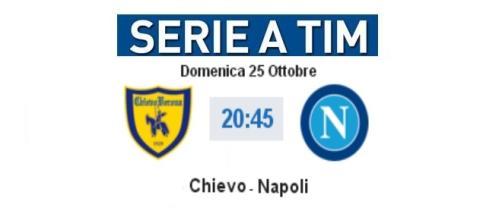 Chievo - Napoli in diretta su BlastingNews