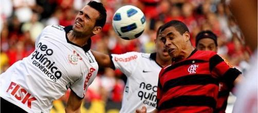 Clássico Corinthians x Flamengo