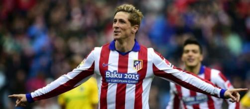 Fernando Torres é uma das armas do Atlético