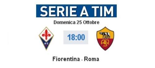 Live Fiorentina - Roma su BlastingNews