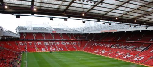 O dérbi de Manchester joga-se em Old Trafford