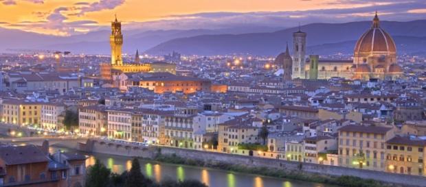 Florencia en imagen de archivo