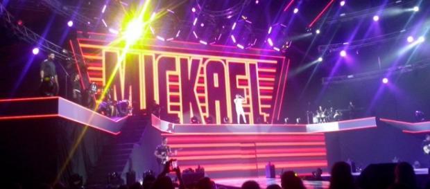 Mickael Carreira brilhou no Meo Arena