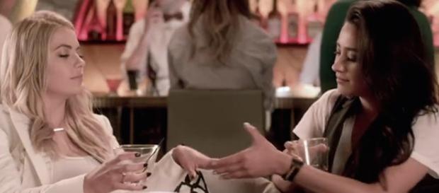 PLL: Hanna está noiva na temporada 6B