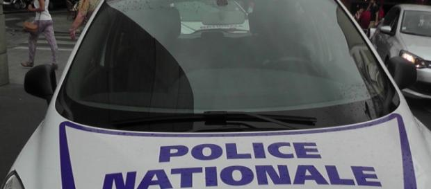 poliția nationala franceză la Marsilia