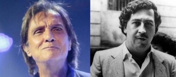 Roberto Carlos já cantou para Pablo Escobar