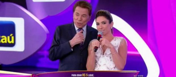 Silvio Santos alfineta Xuxa e fala sobre figurino