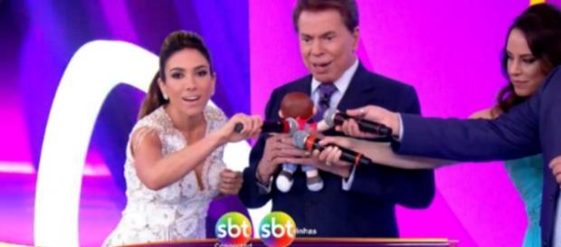 Silvio Santos faz do 'Teleton' propaganda