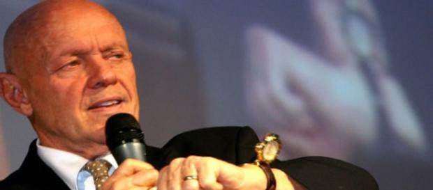 Stephen Covey, motivador empresarial