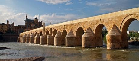 El puente romano de Córdoba, una auténtica joya