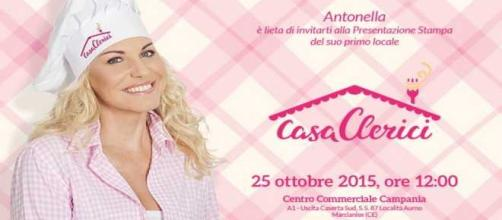 Apre oggi 'Casa Clerici' a Caserta