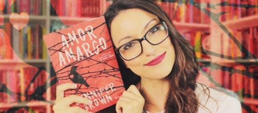A youtuber Pam Gonçalves (Reprodução/Twitter)