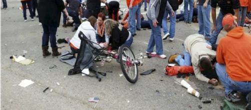 Foram registados 4 mortos e 22 pessoas feridas.