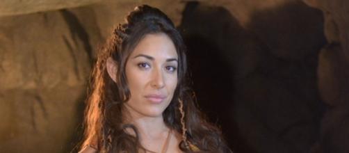 Giselle Itié é Zípora em 'Os Dez Mandamentos'