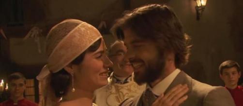 Il Segreto: Maria e Gonzalo si sposano