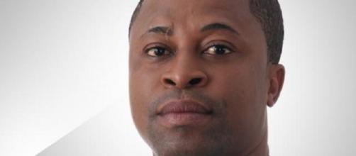 O angolano Larama esteve no 'Você na TV'