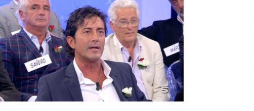 Uomini e donne: Gianluca cacciato dal trono over.