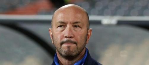 Walter Zenga, allenatore della Sampdoria