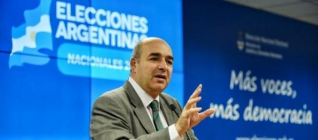 Alejandro Tullio dijo ser 'prudente' en su labor