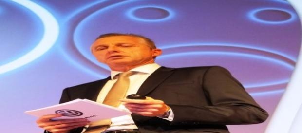 David Powels, presidente e CEO da VW do Brasil.