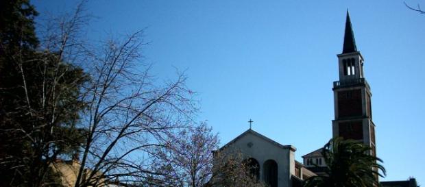 Imagen de la Iglesia Catedral de Talca.