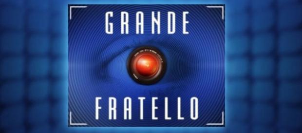 Logo del Grande Fratello, reality di Canale5