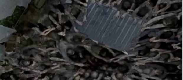Momento de la muerte de Glenn en el capítulo 3