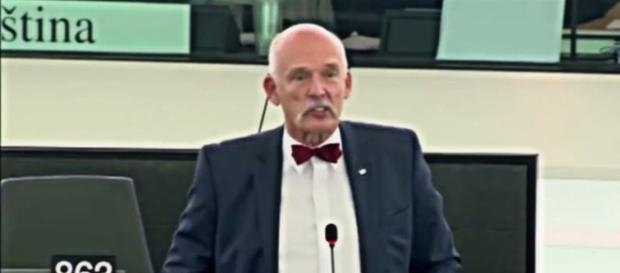 Tymiński ostrzegał przed Balcerowiczem, Korwin...