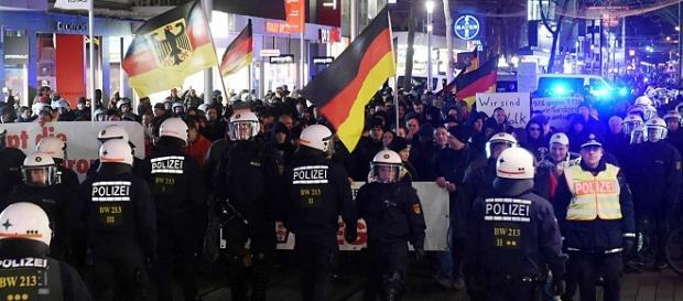 W niemieckim społeczeństwie narasta bunt