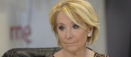 Esperanza Aguirre, aristócrata y política española