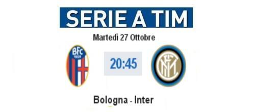Diretta Live Bologna - Inter su BlastingNews