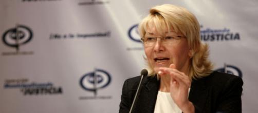 Fiscal General- Luisa Ortega Díaz
