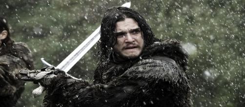 Jon Nieve durante la tercera temporada