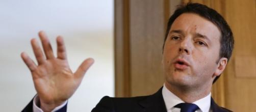 Matteo Renzi, il presidente del consiglio