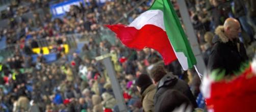 Stadio gremito, Juventus in festa