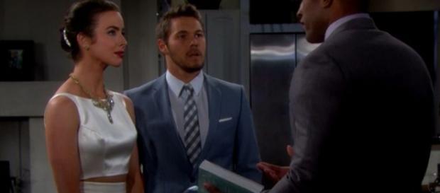 Beautiful anticipazioni: le nozze tra Ivy e Liam.
