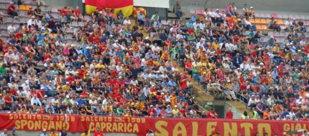 Il Lecce deve affrontare il Matera.