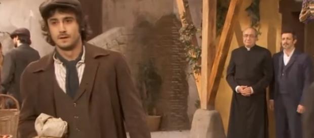 Il Segreto: L'addio di Anibal!