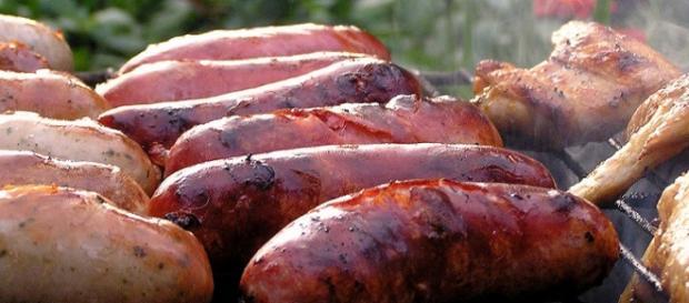 La salsiccia è considerata alimento del gruppo 1
