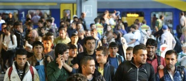 Młodzi uchodźcy z Syrii-nl.gatestoneinstitute.org