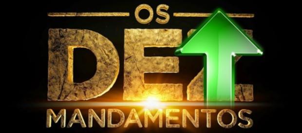Os Dez Mandamentos bate recorde de audiência