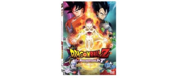 Portada del DVD de 'La Resurrección de F'