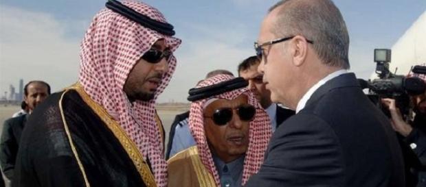 Principe Saudita acusado de abusar a tres mujeres.