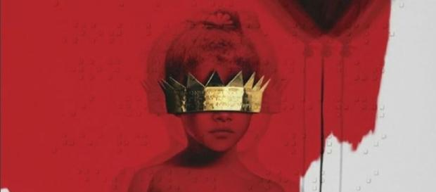 """Rihannas Album-Cover zu """"Anti"""""""