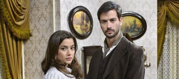 Una Vita Acacias38: Manuela e Justo