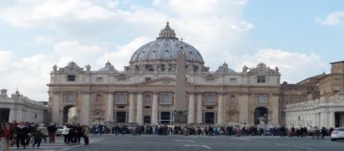 Basílica de San Pedro, Vaticano.