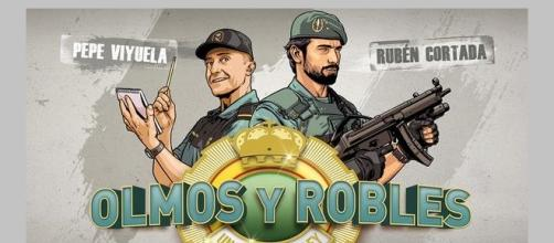 Cartel anunciador de la serie de TVE